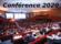 Prévente Conférence du dimanche 27 Septembre 2020 Palais des Congrès de Liège