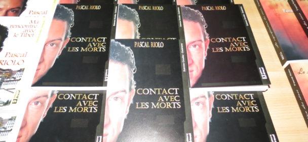 Les livres de Pascal Riolo (livraison par BPOST)